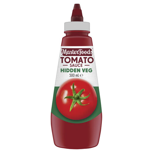 Tomato Sauce With Hidden Vegetables 500 ml