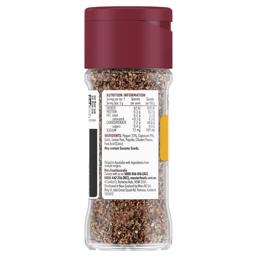 Pepper Steak Seasoning 35g