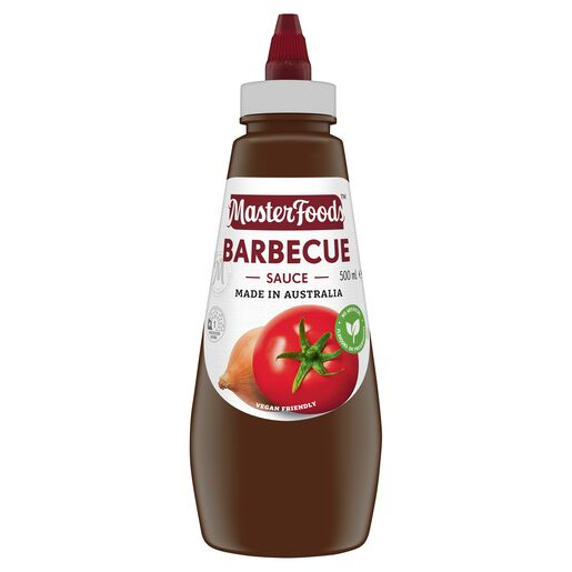 Squeezy Barbecue Sauce 500mL