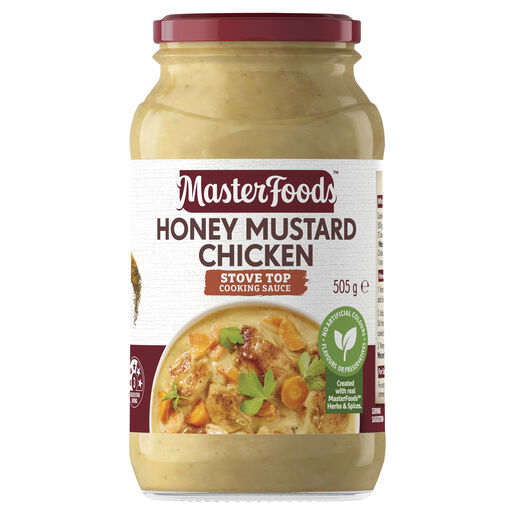 Enjoy Our Quick And Easy Honey Mustard Chicken Cooking Sauce Masterfoods