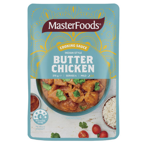 Indian Style Butter Chicken 375g