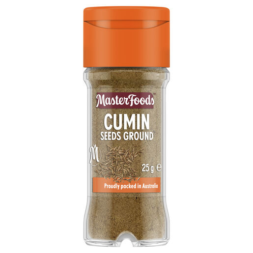 Herbs & Spices Cumin Seeds Ground 25 g