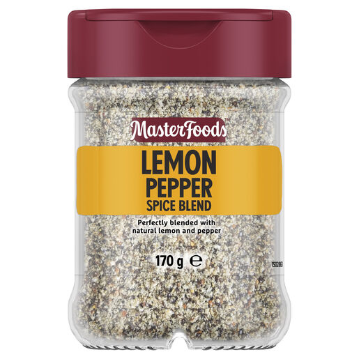 Lemon Pepper Seasoning 170g