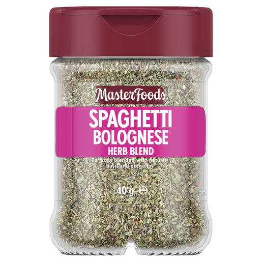 Herbs & Spices Spaghetti Bolognese Blend 40 g